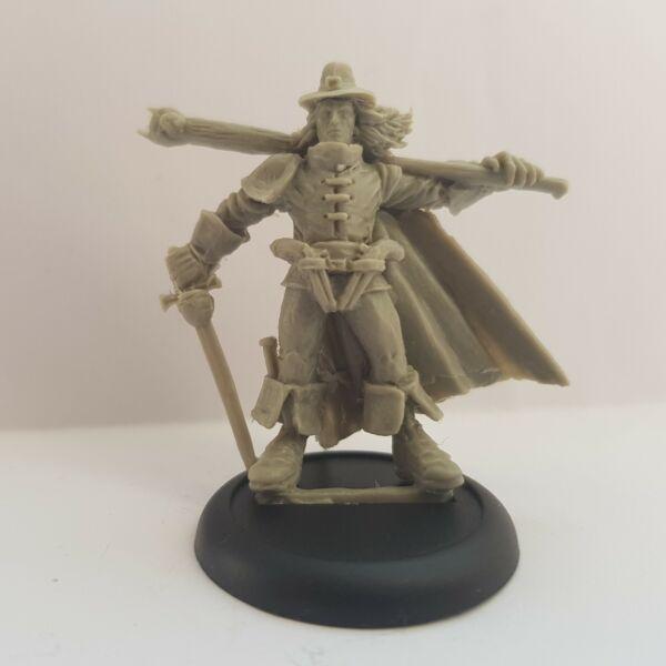 Cooperativa Proxy Warhammer Witchhunter Per Ad&d & Cittadella Giochi Talisman Mordheim Ltd Ed Rimozione Dell'Ostruzione