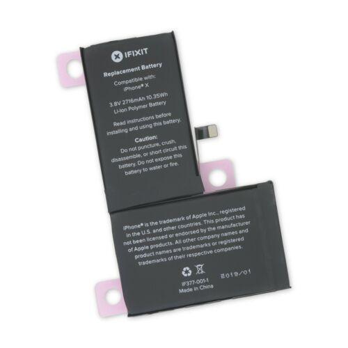 Batería de Recambio para iPhone 5/5C/5S/6/6S/6P/6SP/7/7P/8/8P iPhone Premium Uk