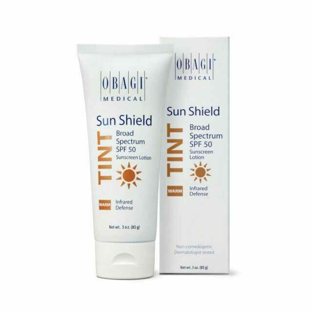 Obagi Medical Sun Shield Broad Spectrum SPF 50 3oz Warm Tint
