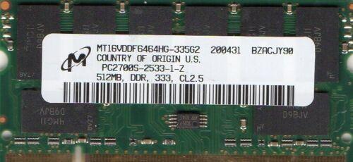 512mb XEROX Phaser Printer 6300 6350 7400N 8350 8500 8550DN 8550DP 8560DN Memory