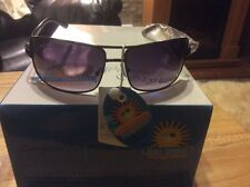 Serengeti Similar Styled Sunglasses Metal Frame 100% UV Protection