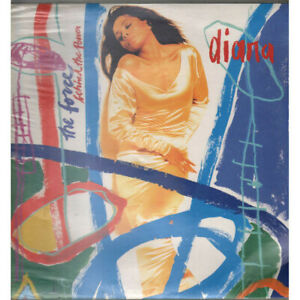 Diana Ross Lp Vinile The Force Behind The Power / EMI 64 7971541 Sigillato