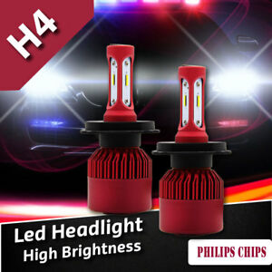 H4-9003-HB2-LED-Headlight-kit-Lamp-Bulbs-Hi-Lo-Beam-Globes-480W-50000LM-6000K