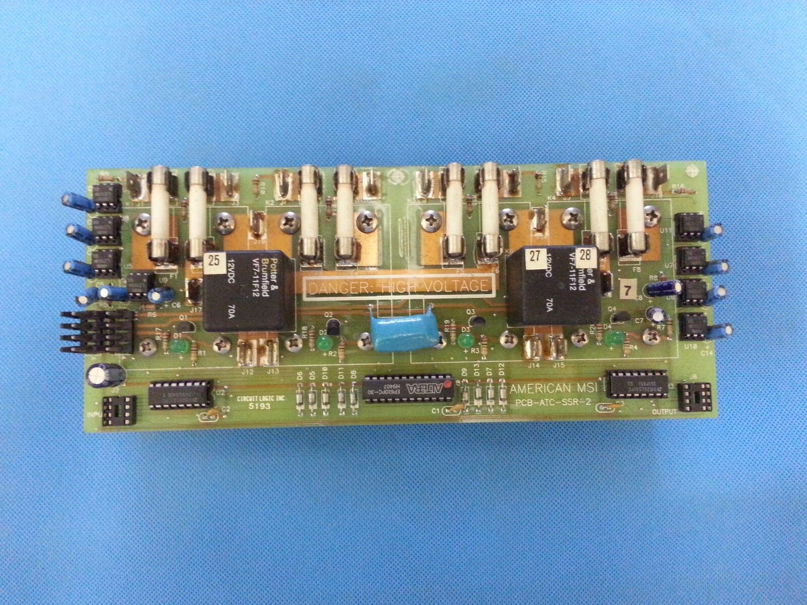 Freeshipsameday Siemens Pcb Atc Ssr 2 Cincinnati Milacron American In A The Circuit Is Not Everything Engineering Module Ebay