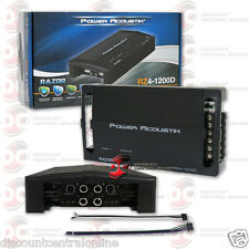 Power Acoustik RZ4-1200D Car Amplifier