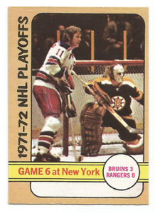 1972-73-O-Pee-Chee-63-Playoff-Game-6-Boston-Bruins-New-York-Rangers