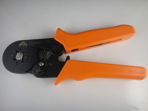 Self Adjusting Ratcheting ferrule crimper 24-10 AWG