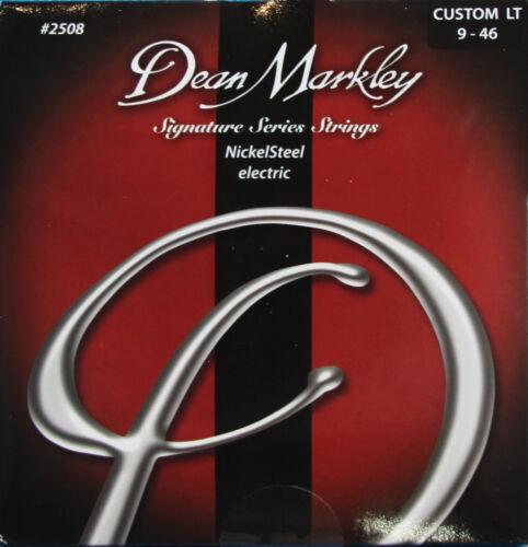 MPN 2508 CLOSEOUT Dean Markley Nickel Steel Elec Strings Classic Gauge 9-46