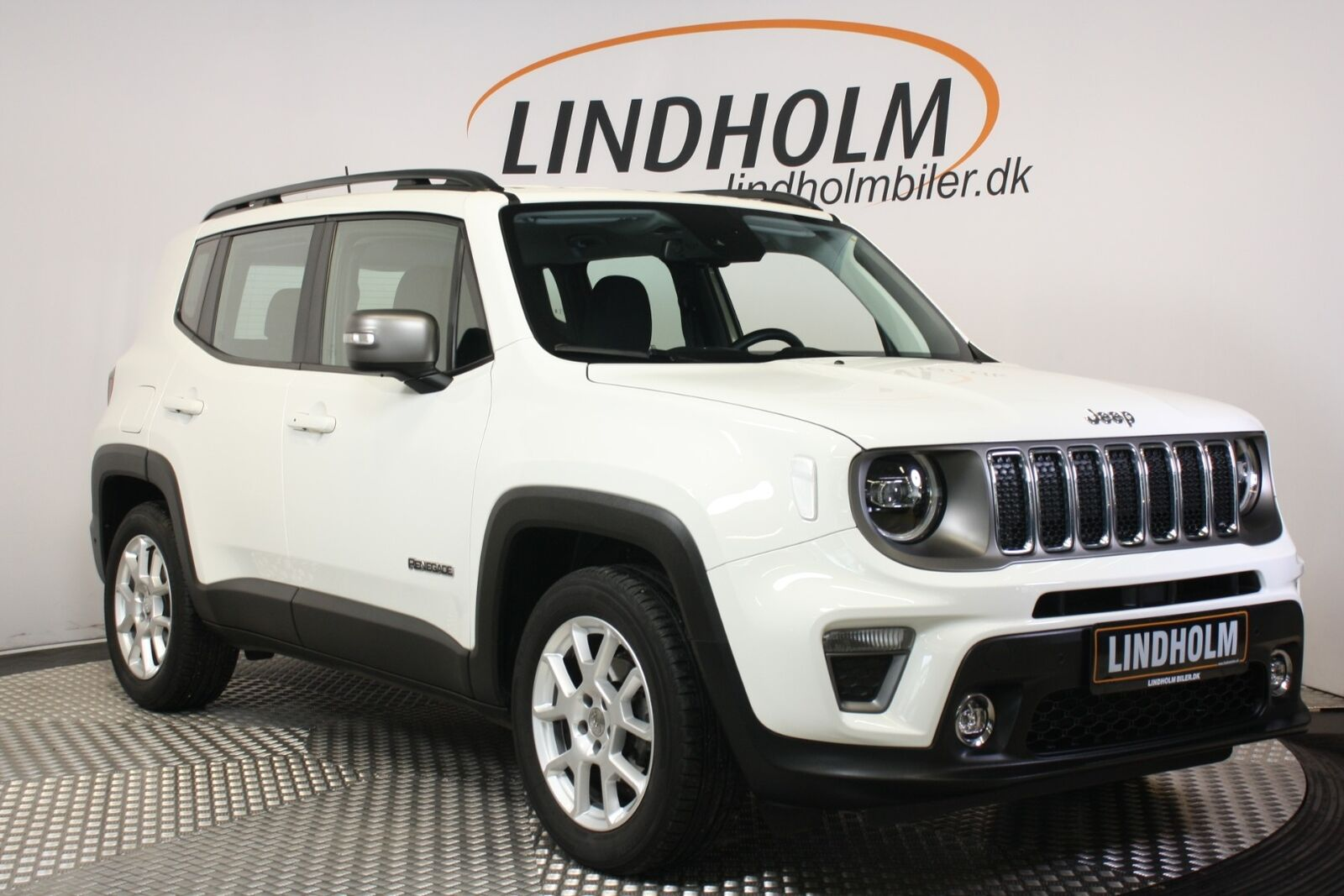 Jeep Renegade 1,0 T 120 Limited 5d
