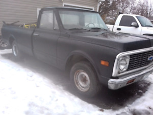 """1972 C10 """"PROJECT """""""