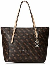 19384a94a7f0 BN GUESS Marciano Delaney Brown G Logo Classic Tote Purse Handbag