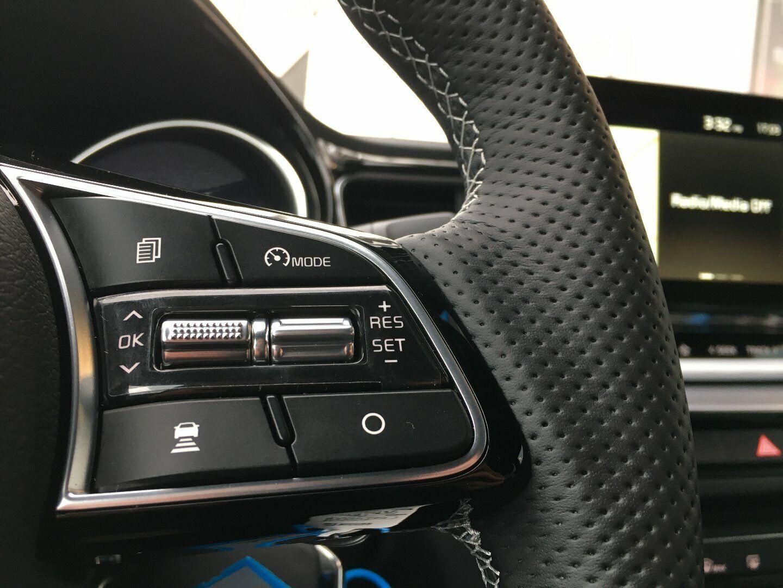 Kia Ceed 1,6 CRDi 136 GT-Line SW DCT - billede 10