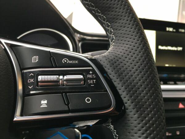 Kia Ceed 1,6 CRDi 136 GT-Line SW DCT billede 10
