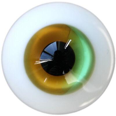 Wamami 8mm Black/&Blue Glass Eyes For BJD AOD Dollfie Ball Joint Doll Modify