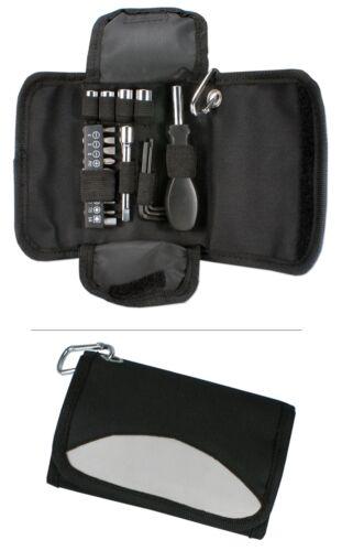 QVS 19pc PC Technician Tool Kit /& Pouch CA216-K1