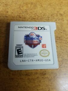 Madden NFL Football (Nintendo 3DS, 2011)