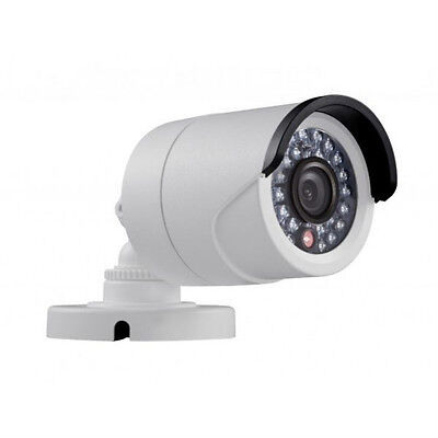 LTS Platinum 2MP 1080p 24-LED Mini IR Bullet HD-TVI Camera: 3.6mm, White, IP66