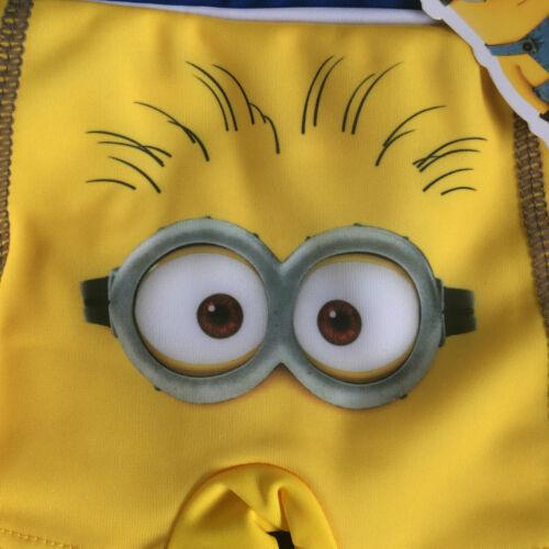 Despicable Me Minion Minions Swim Shorts Swimming Boys Trunks Swimsuits Kids