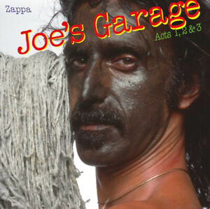 Frank Zappa Joe S Garage Acts 1 2 3 Triple Lp 180 Gram