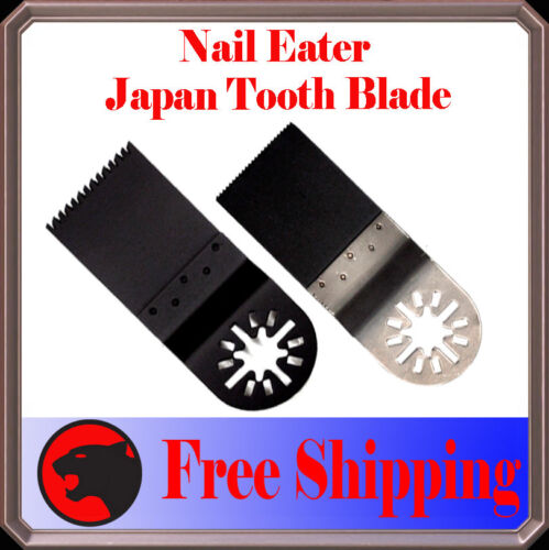 Nail Eater Japan Tooth Oscillating Multi Tool Saw Blade For Fein Dremel Ridgid