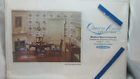 Vintage (1980) Realife Miniatures Wood Furniture Kit Queen Anne Dining Room 204