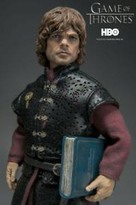 = Menta en caja = 1 6 THREEZERO Juego De Tronos Tyrion Lannister versión normal