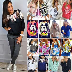Womens-Long-Sleeve-Hoddies-Sweatshirt-Loose-Pullover-Jumper-T-Shirts-Blouse-Tops