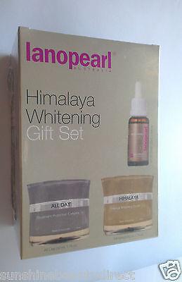 NEW Lanopearl Himalaya Whitening Gift Set