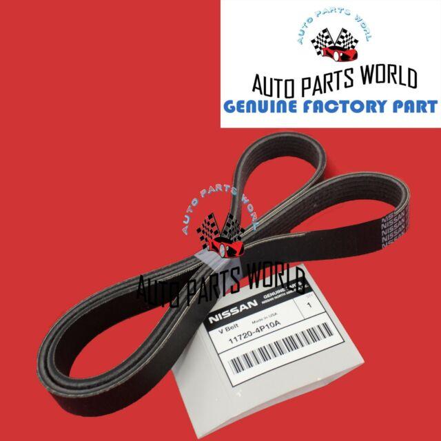Genuine Nissan 11720-4P102 Fan and Alternator Belt