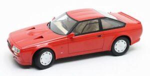 CULT-modelli-CML033-1-ASTON-MARTIN-ZAGATO-Coupe-modello-auto-ROSSO-1986-SCALA-1-18th
