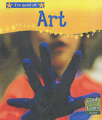 Day, Eileen M., Art  (Read & Learn: I'm Good at), Very Good Book