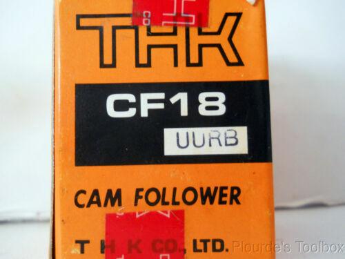 CF18 UURB New THK Co 58mm Length Cam Follower Bearing 40mm Dia