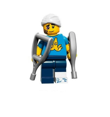 CLUMSY GUY 71011 LEGO COLLECTIBLE MINIFIGURE SERIES 15