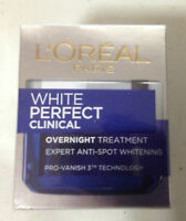 50gms Of L'oreal Dermo Expertise White Perfect Clinical Day&turnabout Nigh Cream
