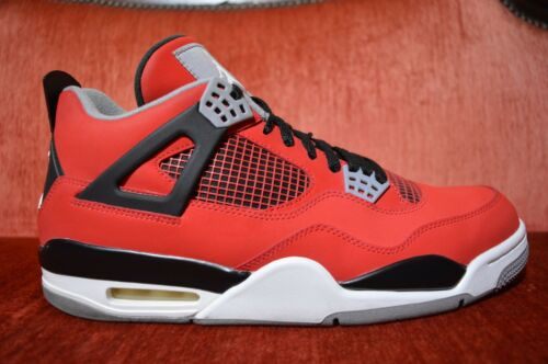 Bull Raging 308497 603 Nike o Jordan 4 12 Retro Toro Tama Rojo Air Negro V Iv Bravo qUvqrwZ6x