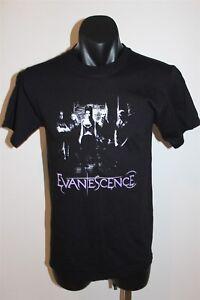Evanescence-Australia-Tour-2012-Men-039-s-T-Shirt-Size-Small-Brand-New