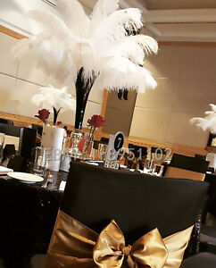 Newest-White-Ostrich-Feathers-14-16-inch-35-40cm-10-50-100-PCS-Wedding-Carnival