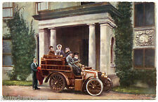 VOITURE.ANCIENNE AUTOMOBILE. OLD CAR. CELEBRITIES OF THE MOTORING WORLD. AUSTIN