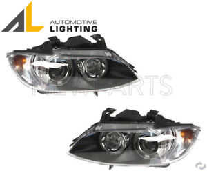 Details about For BMW E90 E92 E93 M3 Pair Set of Left & Right Bi-Xenon  Adaptive Headlights OEM