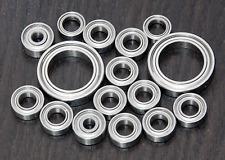 (16pcs) TEAM LOSI NXT / SPEED-T / XXX / DESERT TRUCK Metal Sealed Bearing Set