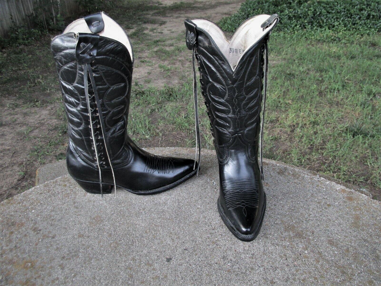 Nouveau Cowgirl Western bottes Femme 6'M