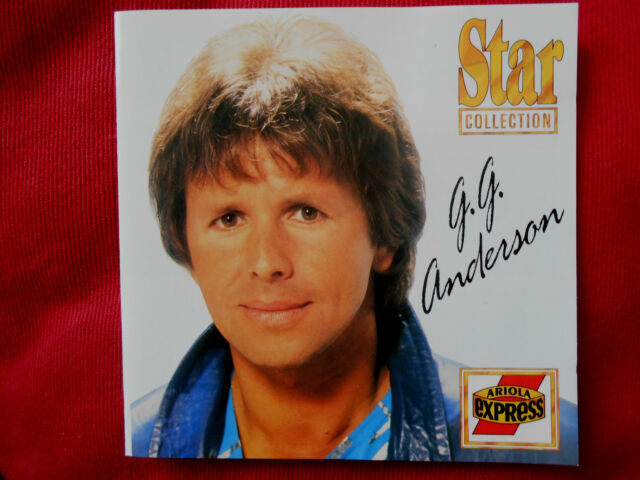 G.G. Anderson: Star Collection - CD mit 16 Hits
