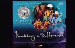 2003-UNC-Coin-SET-Australia-uncirculated