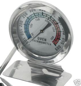 Judge Edelstahl Ofen Thermometer Perfekt Für Backen Kuchen/Torten/Flans.TC65