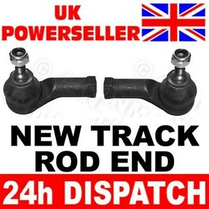 FORD-FOCUS-MK1-1998-2004-RIGHT-amp-LEFT-Outer-Tie-Track-Rod-Ends-x-2