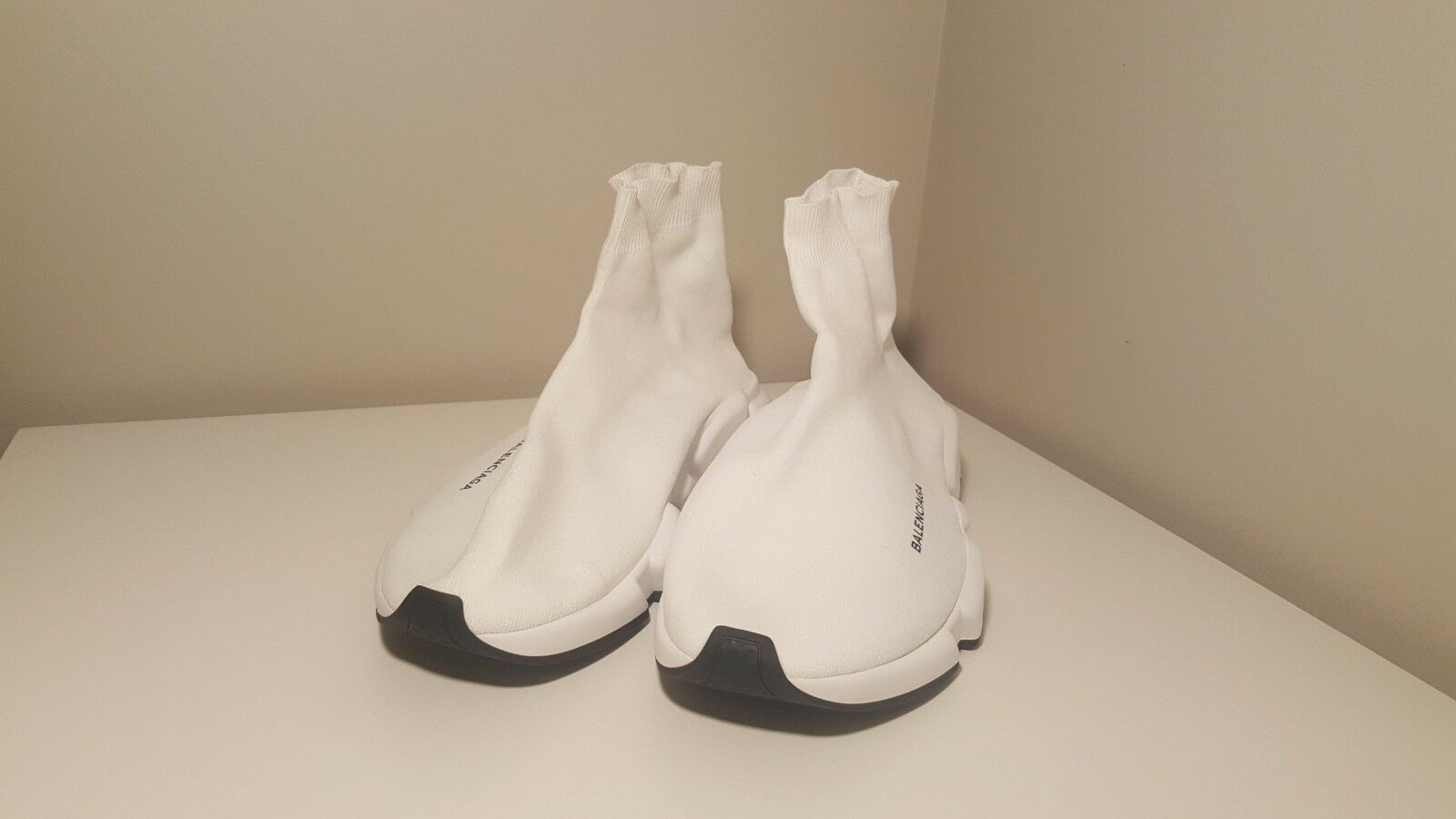 Balenciaga Speed Stretch-Knit High-Top Trainer Trainer Trainer e52b68