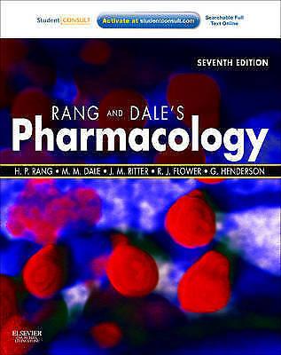 Rang & Dale's Pharmacology by Humphrey P. Rang, Graeme Henderson, Maureen M. Da…