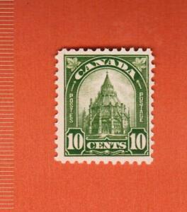 1930  #  173 ** F/ VFNH  TIMBRE  CANADA STAMP   LIBRARY OF PARLIAMENT oc20