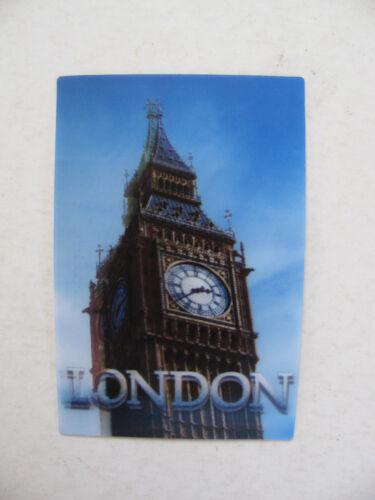 Postcards New Various Sherlock Holmes London Big Ben Guardsman Tower Bridge