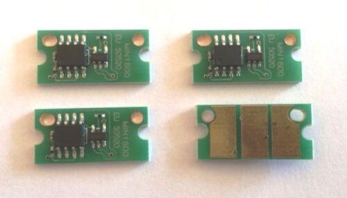 5 x Toner Reset Chips for Konica Minolta bizhub C35 C35P  TNP22 KCMY 6K